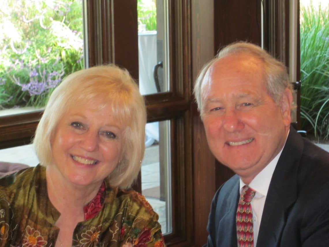 Karen and Phil Como from Wells Fargo Bank