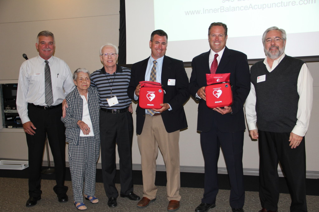 MH216 AED presentation May 2014